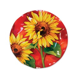 Sunflower Small Plates (10/pkg)