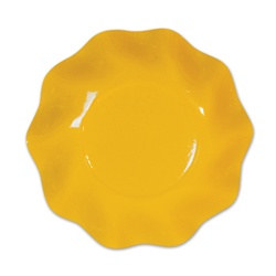 Yellow Medium Bowls (10/pkg)