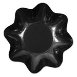 Black Large Bowl (1/pkg)