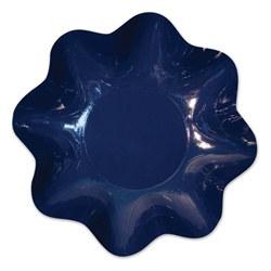 Navy Large Bowl (1/pkg)