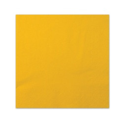 Yellow Napkins (20/pkg)