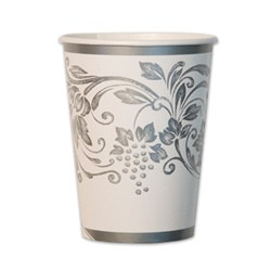 Traditional Silver Cups (10/pkg)