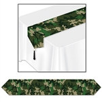 Printed Camo Table Runner (1 per pkg)
