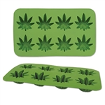 Celebrate 420 with weed ice cubes. Just pour water into the open plant-shaped holes, put it in the freezer, and a few hours later you will have cannabis shaped ice cubes.