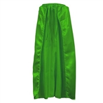 Fabric Cape - Green