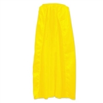 Fabric Cape - Yellow