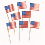 U.S. Flag Picks (50/pkg)