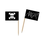 Pirate Flag Picks (50/pkg)