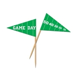 Game Day Football Picks, 2½in  (50/Pkg)