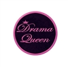 Drama Queen Party Button