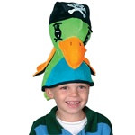 Pirate Parrot Hat
