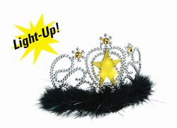 Light Up Star Tiara