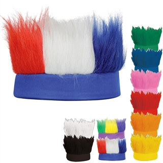 Hairy Headband (Select Color)