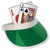 Blackjack Visor