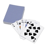 You can't have a poker night with just one deck of cards. Are card games played at casinos with just one deck per table? Heck no! This package comes with two decks of cards and is perfect for your poker night.