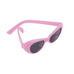 Pink Jeweled Fanci-Frames