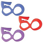 50th Fanci-Frames (1/pkg)