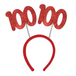 """100"" Glittered Boppers"
