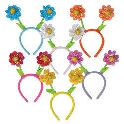 Flower Pinwheel Boppers