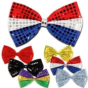 Glitz N Gleam Bow Tie (Select Color)