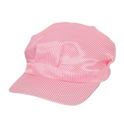 Pink Train Engineer Hat