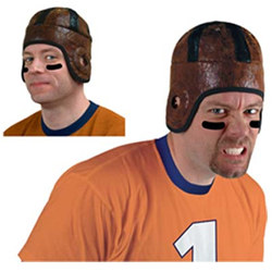 Retro Football Helmet