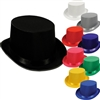 Satin Deluxe Top Hat - 1/pkg