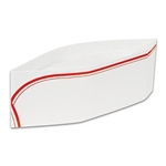 Soda Jerk Hats (4/pkg)
