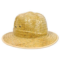Safari Straw Hat