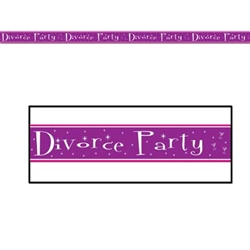 """Divorce Party"" Party Tape"