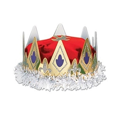 Red Royal Queens Crown