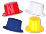 Assorted Color Plastic Toppers