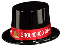 Groundhog Day Top Hat