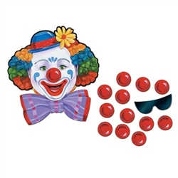 Circus Clown Game