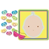 Pin the Pacifier - Baby Shower Game