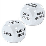 21st Birthday Decision Dice Game