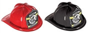 Firefighter Volunteer Hat with Gray Shield (choose color)