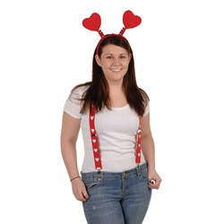 Heart Suspenders