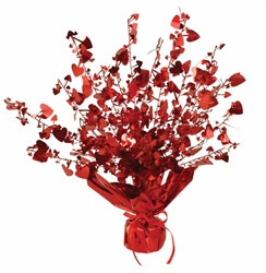 Red Heart Gleam 'N Burst Centerpiece