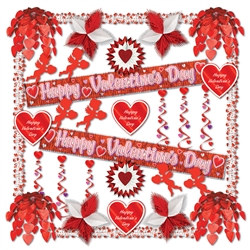 Valentine Reflections Decorating Kit