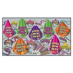 Color-Brite New Year Assortment (for 50 people)
