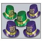 Masquerade Hi-Hats (sold 25 per box)