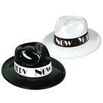 Charleston New Year Fedoras (1/pkg)