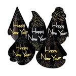 Midnight New Year Hat Assortment