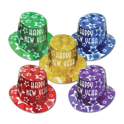 Gem-Star New Year Hi-Hats