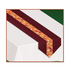 Autumn Fabric Table Runner