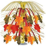 Leaves of Autumn Cascade Centerpiece