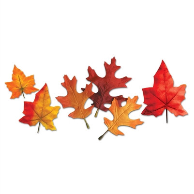 Autumn Leaves (8/Pkg)