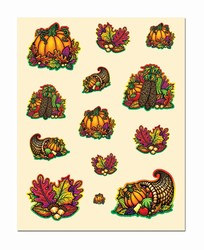 Autumn Splendor Stickers (4 sheets/pkg)