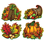 Autumn Splendor Cutouts, 16""